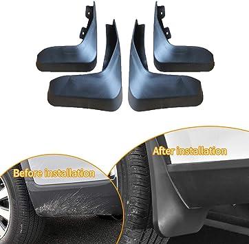 Car Mud Flaps,Splash Guards Wear-resistant Anti-collision Mudflaps Mud Flap Mudguards Mud Guards Auto Accessories Auto Styling For LEX-US RX RX270 RX300 RX350 RX450H 2010-2015