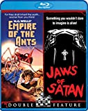 Empire Of The Ants / Jaws Of Satan [Double Feature] [Blu-ray]