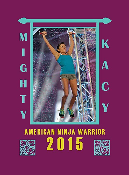 Amazon.com: American Ninja Warrior Kacy Catanzaro Collector ...