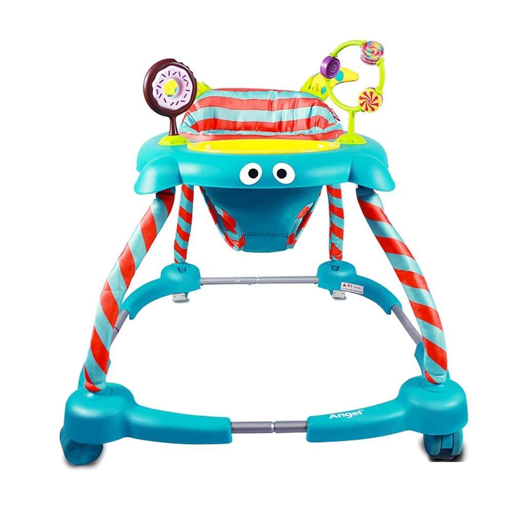 Baby Walkers Andador para bebé evolutivo Musical, Plegable y ...