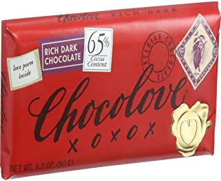 product image for Chocolove Chocolate Bar dark Rich, 3.2 oz