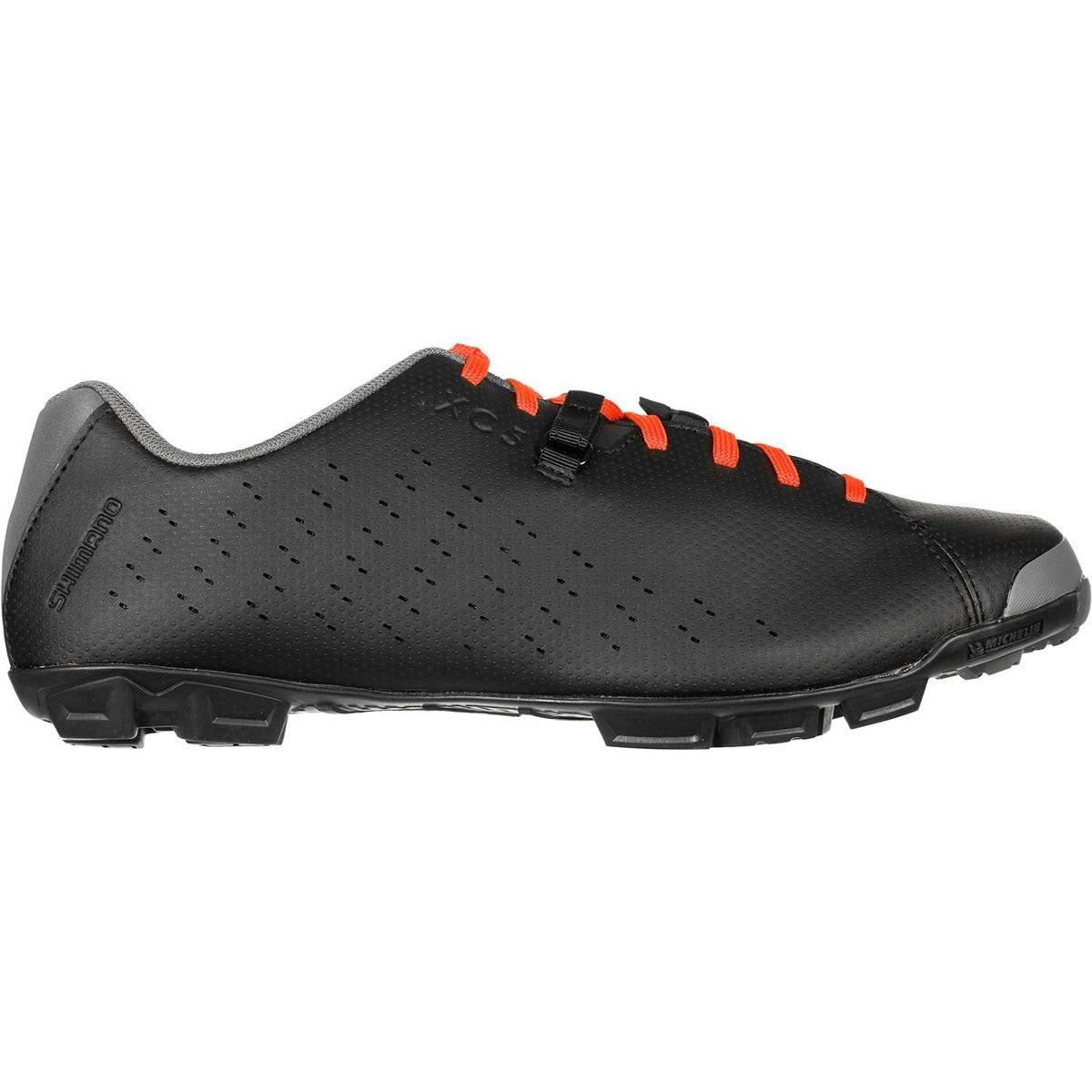 SHIMANO SH-XC5 Mountain Bike Shoe - Men's Black; 42