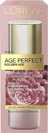 L'Óreal Paris - Age Perfect, Loción Serum Golden Age, 125 ml