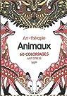 Animaux: 60 coloriages anti-stress par Mulkey