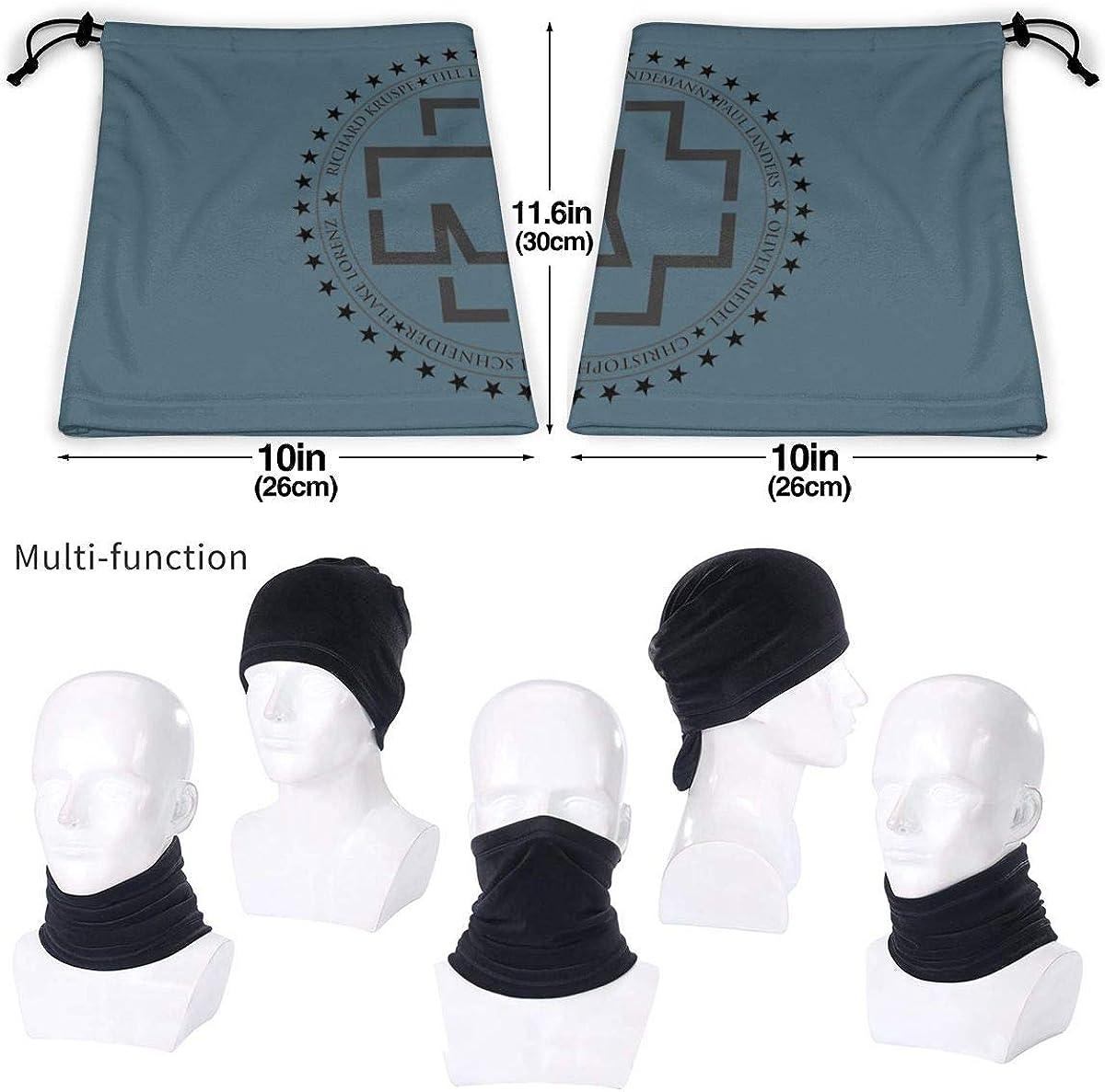 Ra/_MMS/_Tein Cache-cou en pur coton pour tour de cou Sh/_ield
