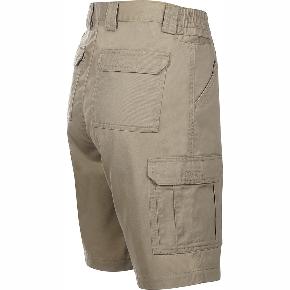 896883ce89 Weekender® Side Elastic Compass Shorts KHAKI 34W | Amazon.com