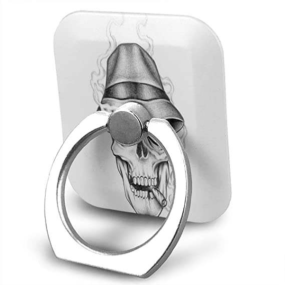 Amazoncom Ring Holder Skull Wallpapers Ring Cell Phone Stand