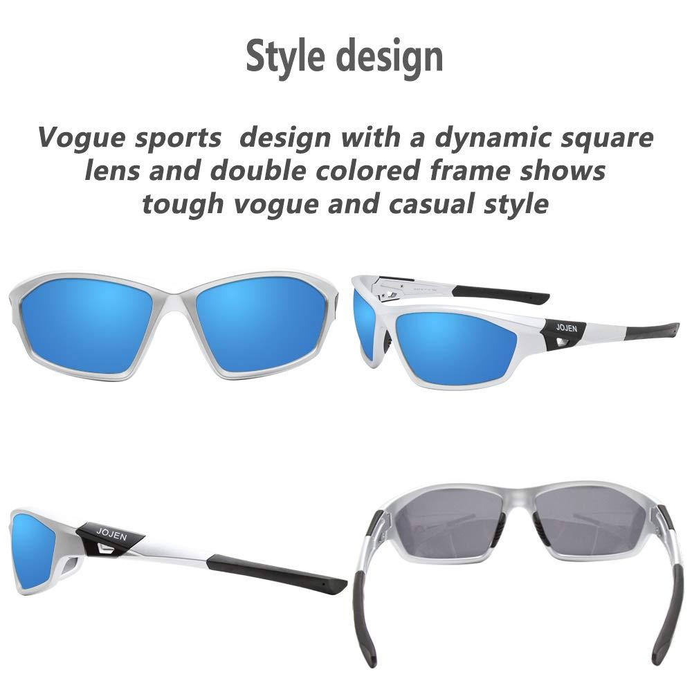 c170a66e0d0f JOJEN Camouflage Polarized Sports Sunglasses for Men Women Running Cycling  Fishing Hunting Golfing Tr90 Ultralight Frame