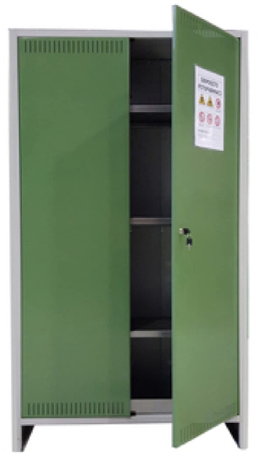 phytopharmaceuticals Pesticides Approved 1 Door Cabinet 2 Doors Various Sizes, 1A cm 50x40x179 h, 1