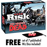 Risk: The Walking Dead Survival Edition with free Wiz Dice