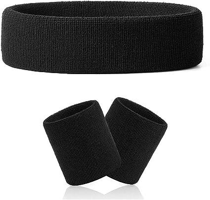 """Head Wristband 5/"""" White Schweißbänder für Tennis und Sport"""