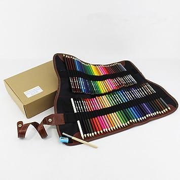 Lápices de acuarela para adultos Libros para Colorear con ...