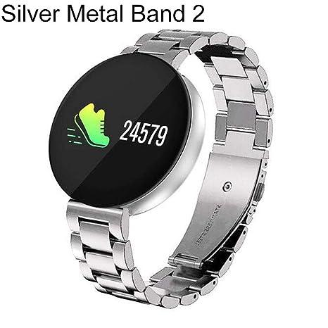 Relojes pulsera inteligente, CF008 Fitness Tracker Monitor de sueño de la presión Art š Š rielle pulsera Smart Watch muñecas: Amazon.es: Coche y moto