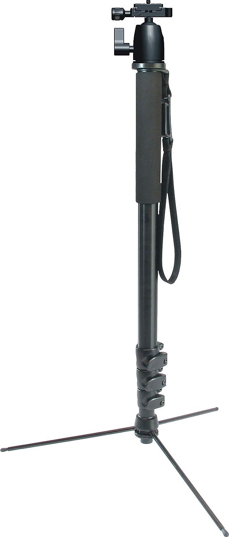 多機能一脚/ブラック脚直径34mm 4セクション。 身長 61 / 188cm   B07PJZK88W