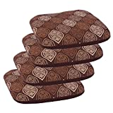 #4: Set of 4 Outdoor Seat Cushions 16