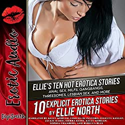 Ellie's Ten Hot Erotica Stories