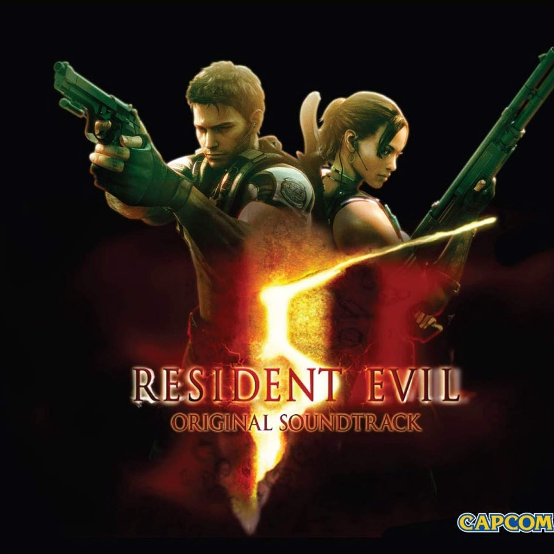 Resident Evil 5 O S T Resident Evil 5 Original Game Soundtrack