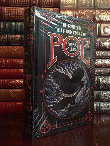 Complete Tales & Poems of Edgar Allan Poe Leather Bound Collectible