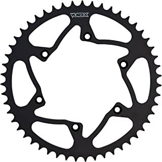 product image for Vortex 422S-48 Black 48-Tooth 520-Pitch Steel Rear Sprocket
