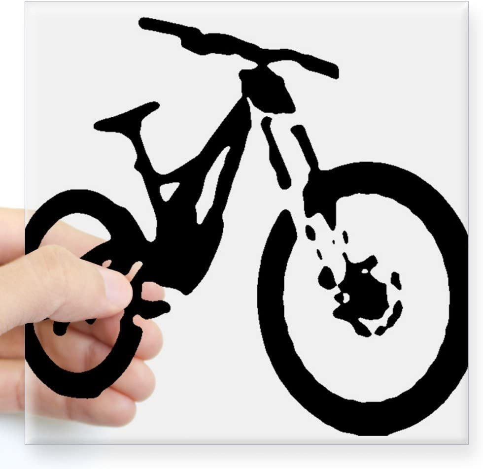 CANYON Mountain Bicycle Frame Decals Stickers Graphic Adhesive Set Vinyl Black