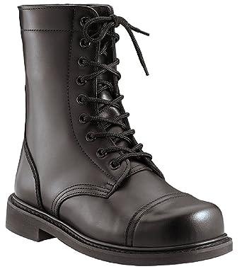 Amazon.com  Combat Boots Black Military Style 9