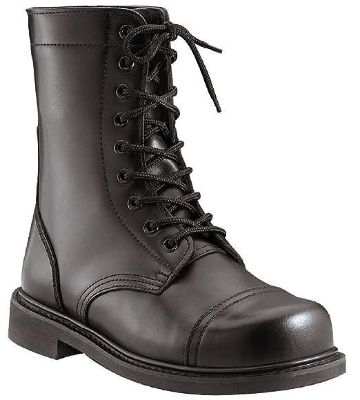 e7372a85bf3 Amazon.com: Combat Boots Black Military Style 9