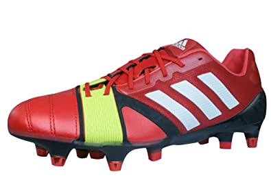 bf8b5d8714a Adidas Men s nitrocharge 1.0 XTR SG Soft Ground Football boots Soccer boots  ...