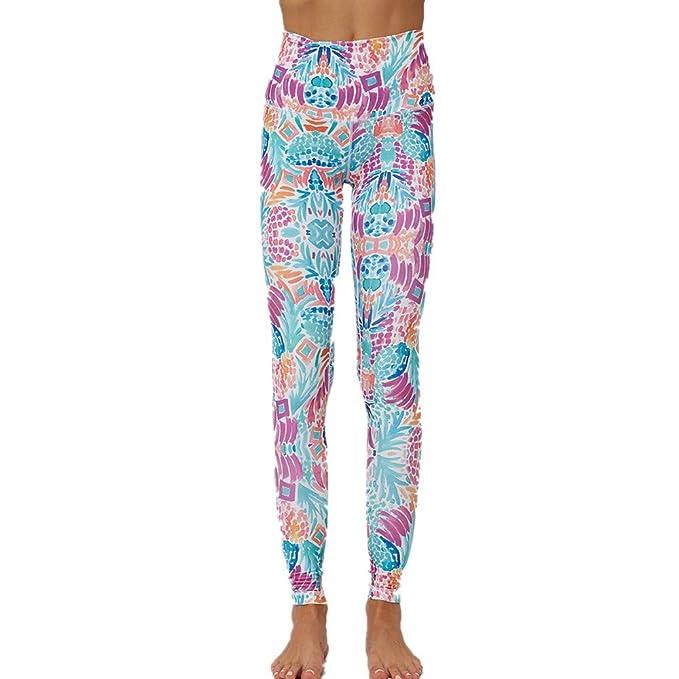 SXZG Pantalones De Yoga para Mujer Pantalones De Yoga ...