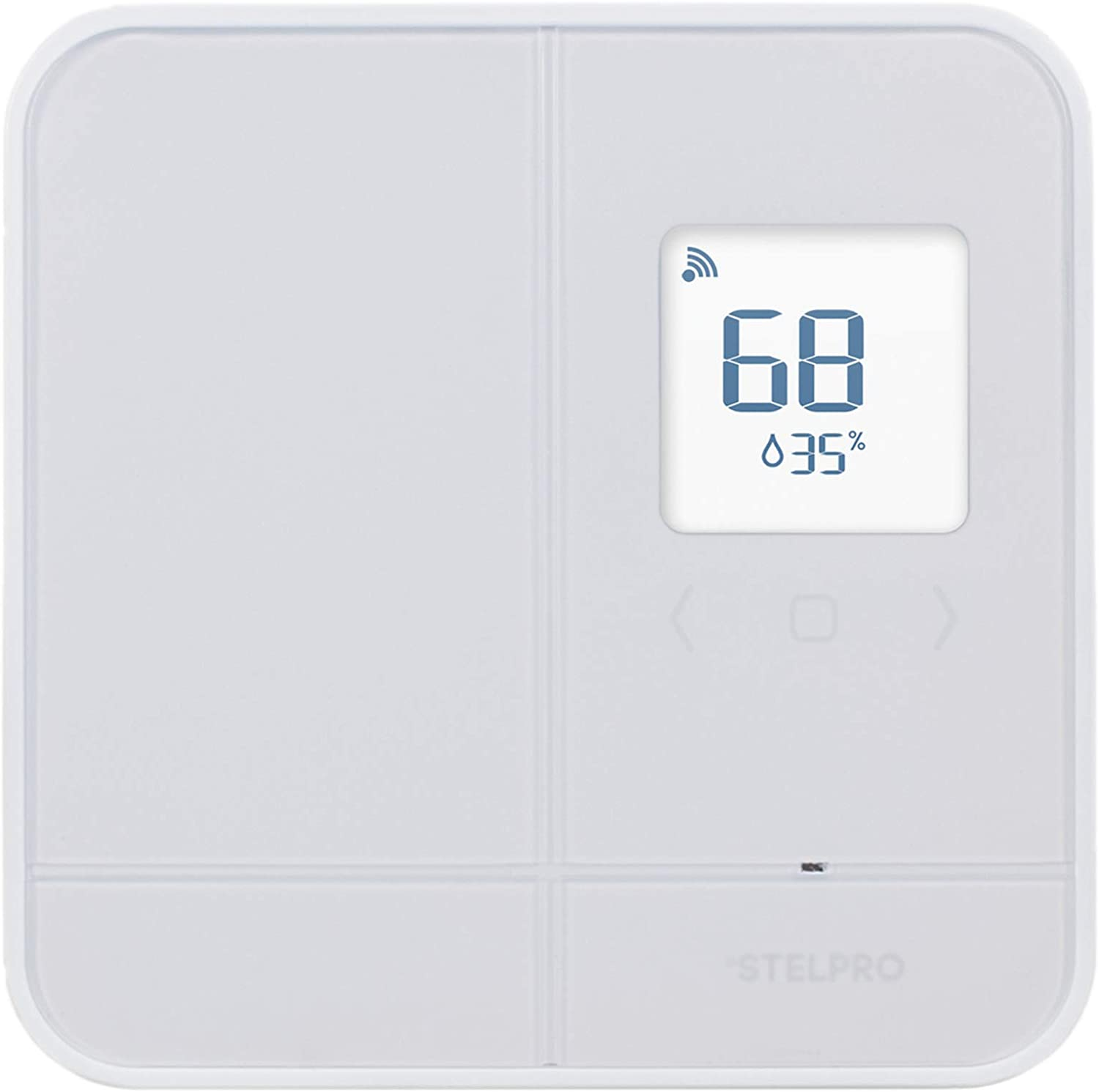 Stelpro ASMT402 Smart Home Thermostat to adds Maestro Connectivity to existing Line Voltage Electric Baseboards, Convectors, and Fan Heaters