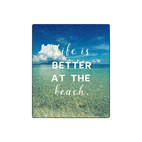 Amazon Interestprint Life Inspirational Quotes With Tropical