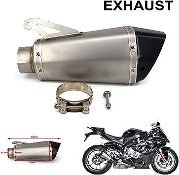 Ysmoto Motorrad Auspuff Endschalldämpfer Für Bmw S1000 S1000r S1000rr 2010 2014 10 14 Motorrad Street Bike Auto