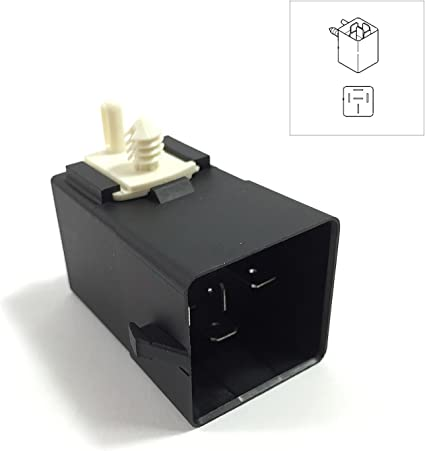 4162892/Indicador Interruptor rel/é de intermitencia Transit MK6/MK7/2002/ /2013