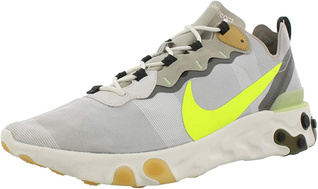 Cerveza inglesa claro Influencia  Amazon.com | Nike React Element 55 | Road Running