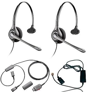 Amazon Com Plantronics Headset Training Bundle