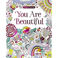 You Are Beautiful (Creative Coloring)