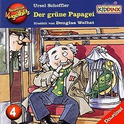Der grüne Papagei (Kommissar Kugelblitz 4)