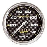 Auto Meter 4881 CARBON FIBER 5' GPS Speedometer (0-140 MPH)