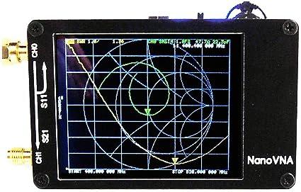 Analizador de Red para Vector Nanovna con Pantalla LCD ...