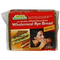 Mestemacher Rye Bread 250 g (Pack of 11)