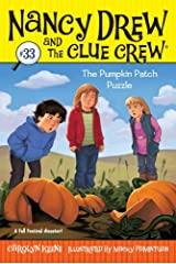 The Pumpkin Patch Puzzle (Nancy Drew and the Clue Crew Book 33) Kindle Edition