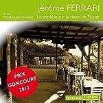 Le sermon sur la chute de Rome | Jérôme Ferrari