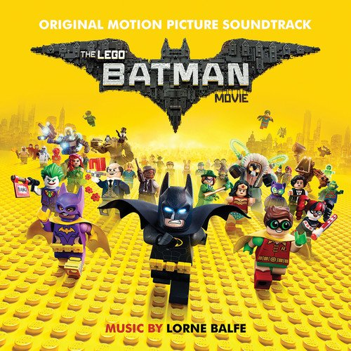 VA - The Lego Batman Movie - OST - 2CD - FLAC - 2017 - FORSAKEN Download