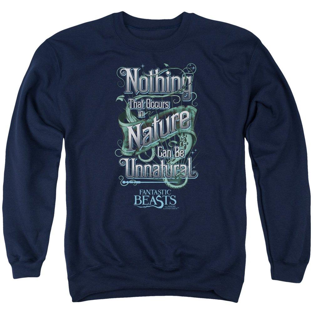 Fantastic Beasts - - Unnatürlicher Pullover für Männer