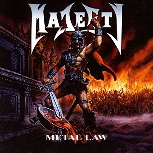 Majesty-Metal Law-(MAS CD0430)-2CD-FLAC-2004-RUiL Download