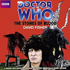 Doctor Who: The Stones of Blood Audiobook