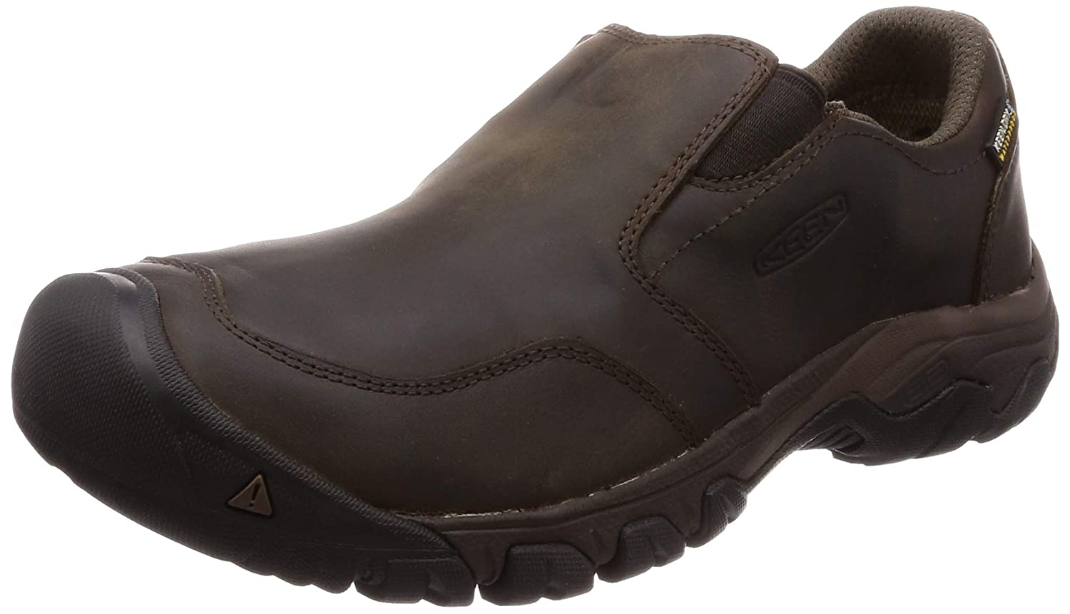 Dark Earth KEEN Mens BRIXEN II WP Hiking shoes