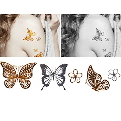 Fetish butterfly tattoo consider