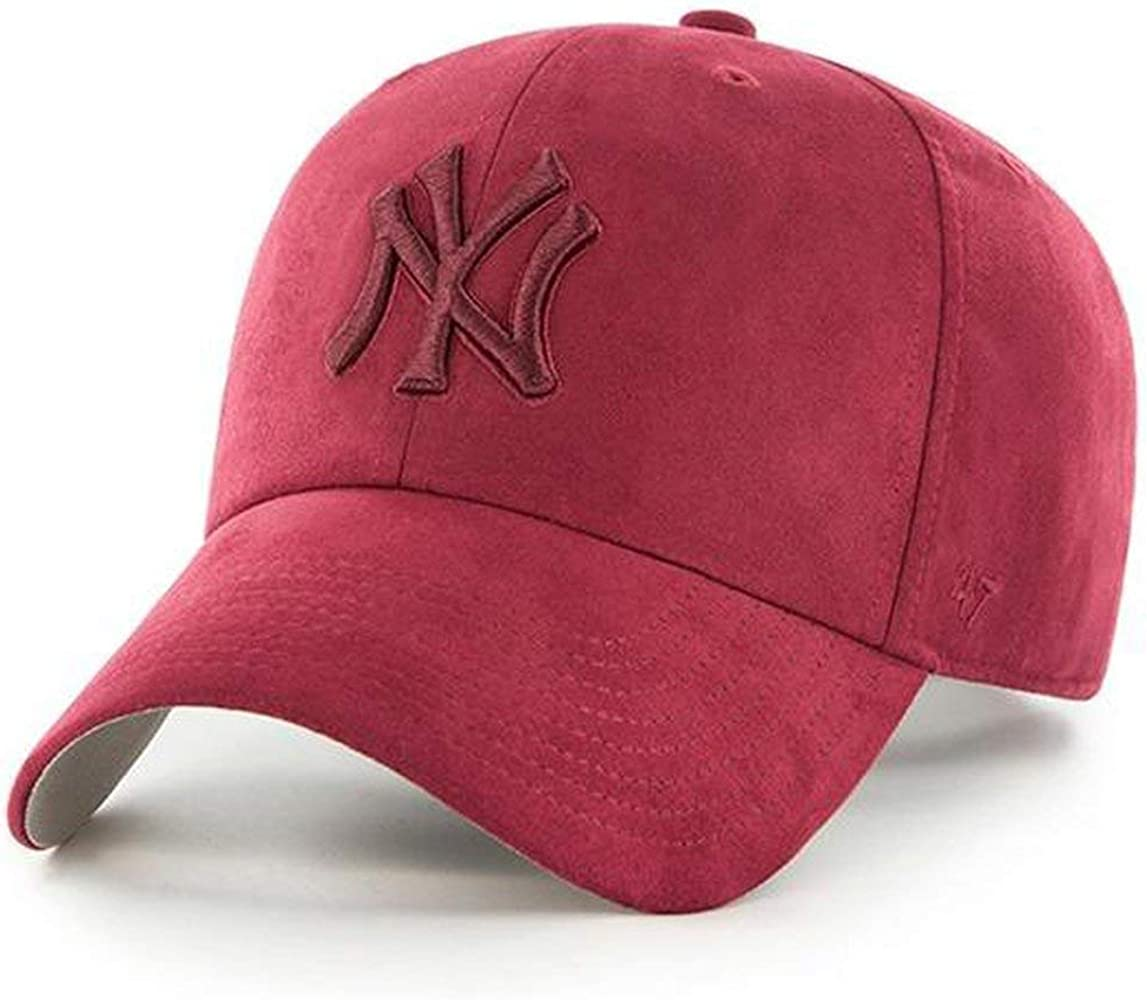 47 Brand MLB New York Yankees Clean Up Curved V Relax Fit Gorra ...