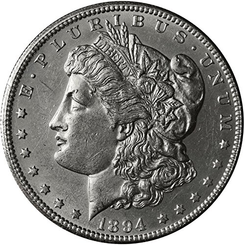 1894 O Morgan Silver Dollar $1 Brilliant Uncirculated