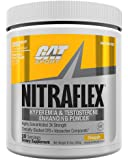 GAT Clinically Tested Nitraflex, Testosterone Enhancing Pre Workout, Pineapple, 300 Gram